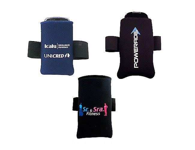 Braçadeira para celular personalizada - bn02