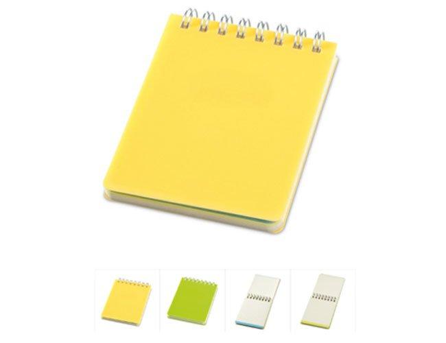 Mini Caderno Promocional Personalizado  - spt33402
