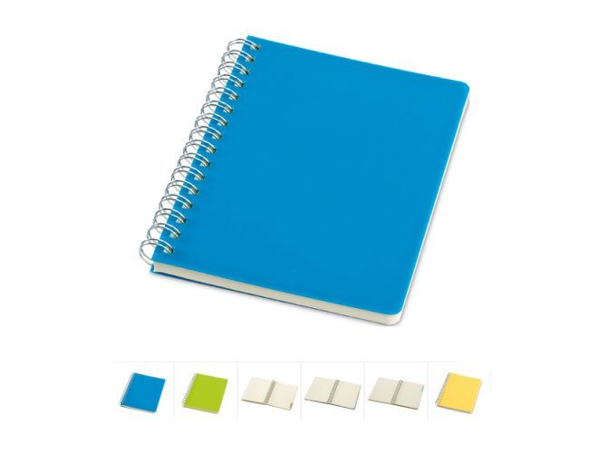 Caderno promocional personalizado - spt33403