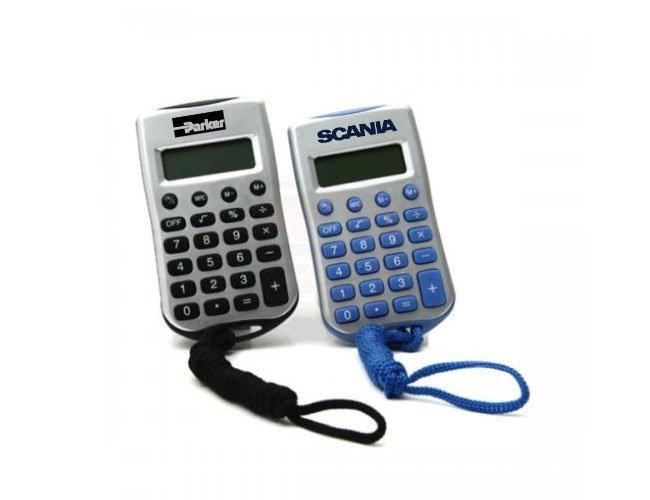 Calculadora com cordão Personalizada - s05