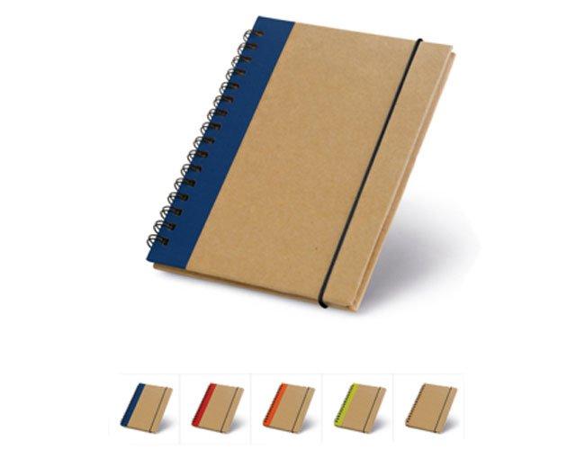 Caderno promocional personalizado - spt93428