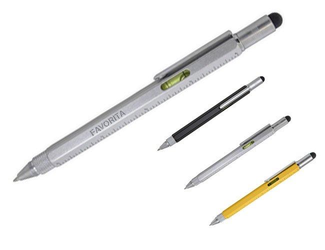 Caneta metal-paquímetro executiva promocional personalizada