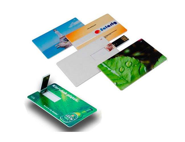 Cartão Pen Drive Personalizado-PN00