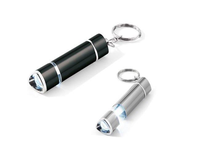 Lanterna com chaveiro em metal personalizado - spt35139