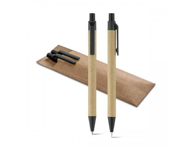 Conjunto de caneta e lapiseira promocional personalizado para eventos  - ke23