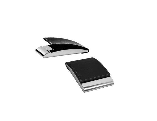 Porta Cartão Em Couro Personalizado- ES29