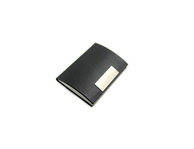 Porta Cartão Em Couro Personalizado- ES30