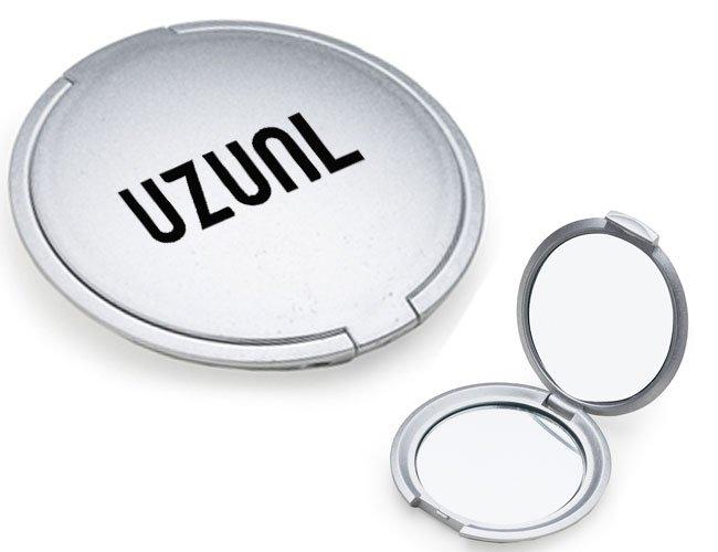 Espelho de bolso promocional personalizado - f09