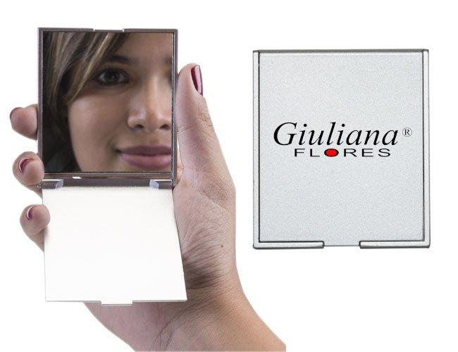 Espelho de bolso promocional personalizado - f01