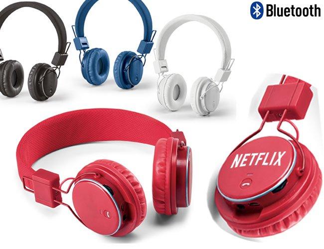 Fone de ouvido bluetooth promocional personalizado - t30