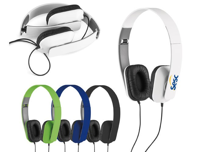 Fone de ouvido promocional personalizado - spt 97321