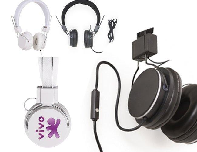 Fone de ouvido promocional personalizado-t15