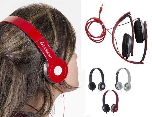 Fone de ouvido promocional personalizado - t22
