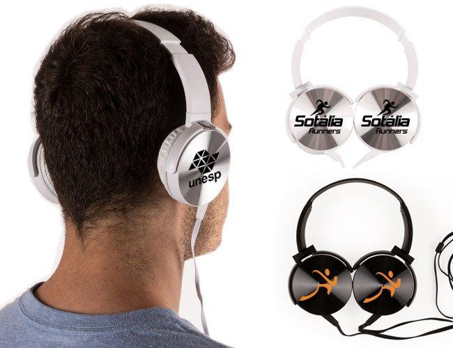 Fone de ouvido promocional personalizado - t27
