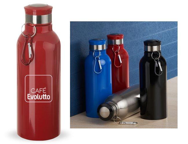 Garrafa / Squeeze 700 ml de Metal Personalizado