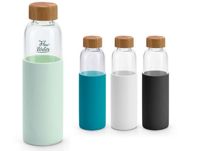 Garrafa Squeeze de Vidro Personalizado Promocional para Brindes
