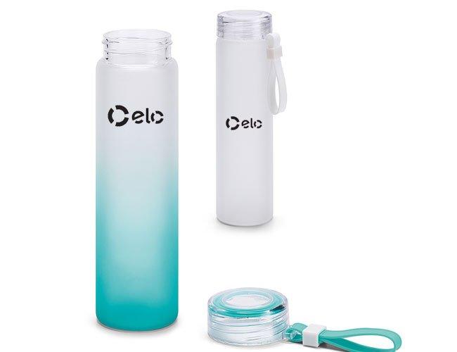 Garrafa Squeeze de Vidro Personalizado Promocional