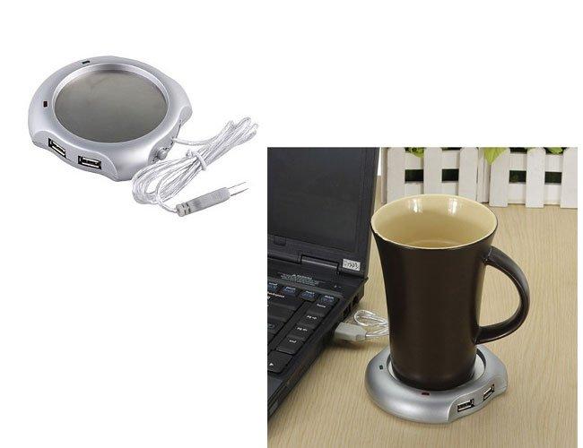 Hub USB com aquecedor de caneca Personalizado - u11