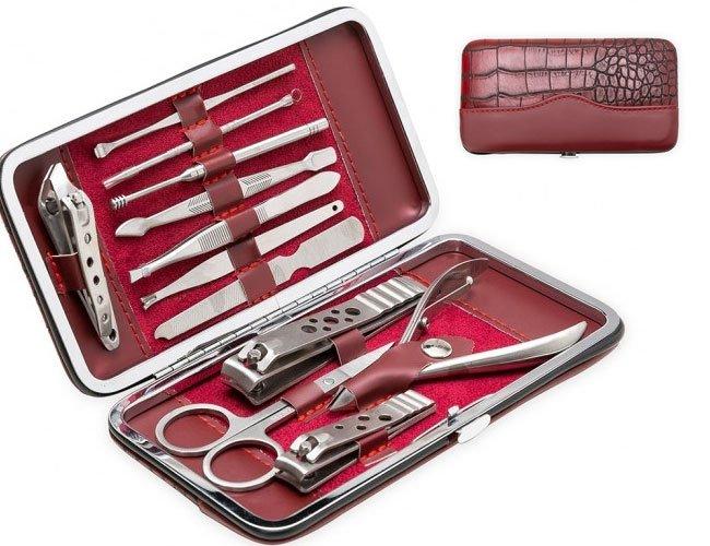 Kit manicure promocional personalizado-F30