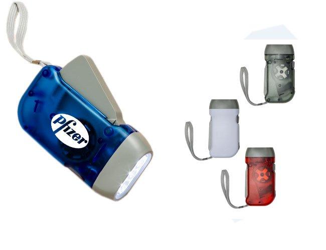Lanterna recarregável promocional personalizada - lt01