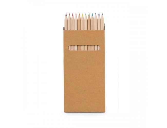 Conjunto Lápis de Cor Personalizado-bx04