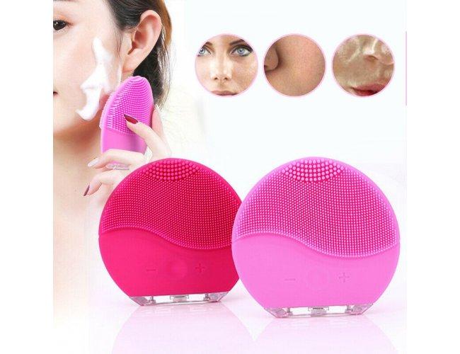Massageador e Limpador Facial Elétrico Personalizado