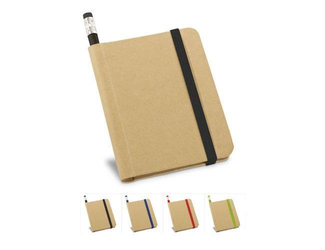 Mini caderno Promocional Personalizado - spt 93422