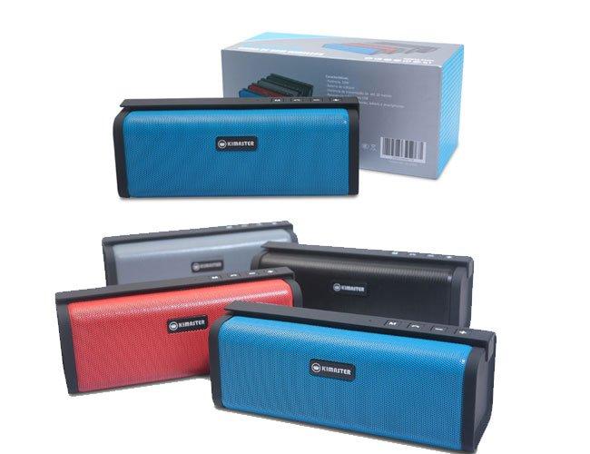 Mini caixa de som com Bluetooth promocional personalizada - t31
