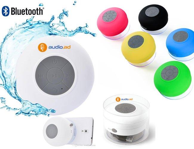 Mini caixa de som com Bluetooth personalizada - t10