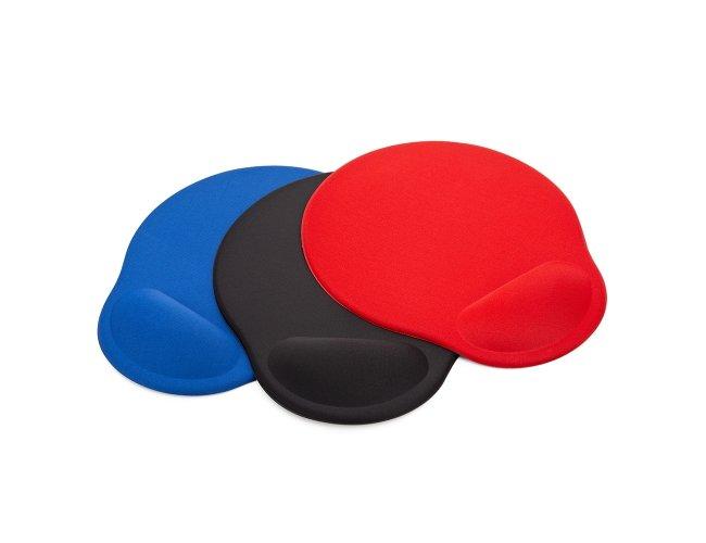 Mouse pad ergonômico promocional personalizado para eventos
