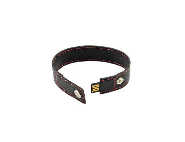 Pen drive personalizado em formato de pulseira - pn20