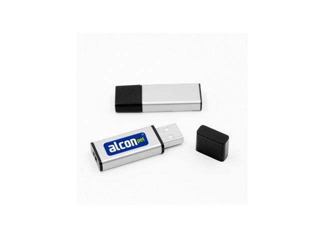 Pen Drive em Metal Personalizado - pn08