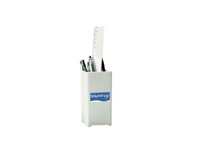 Porta caneta e porta lápis personalizado - pl01