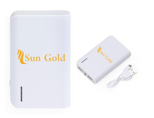 Power Bank Carregador de celular promocional personalizado - pw11