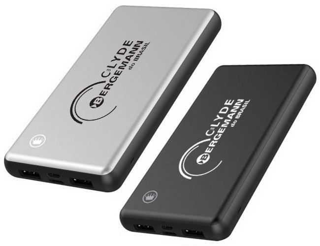 Power Bank Carregador de celular promocional personalizado - pw17