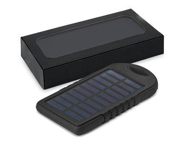 Power Bank Solar Carregador de celular promocional personalizado - pw08