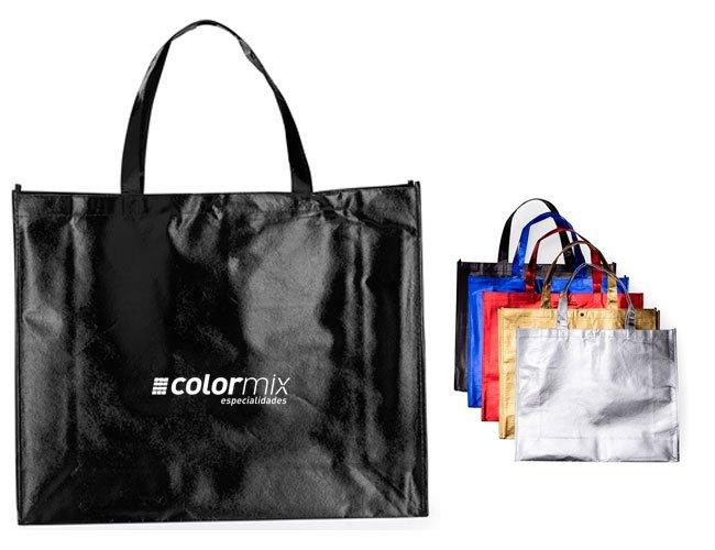 Sacola promocional personalizada para eventos