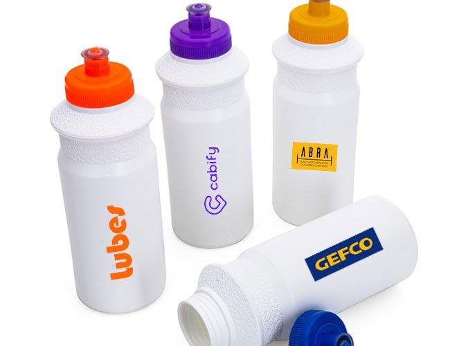 Garrafa Squeeze Plástico Personalizado Promocional para Brindes