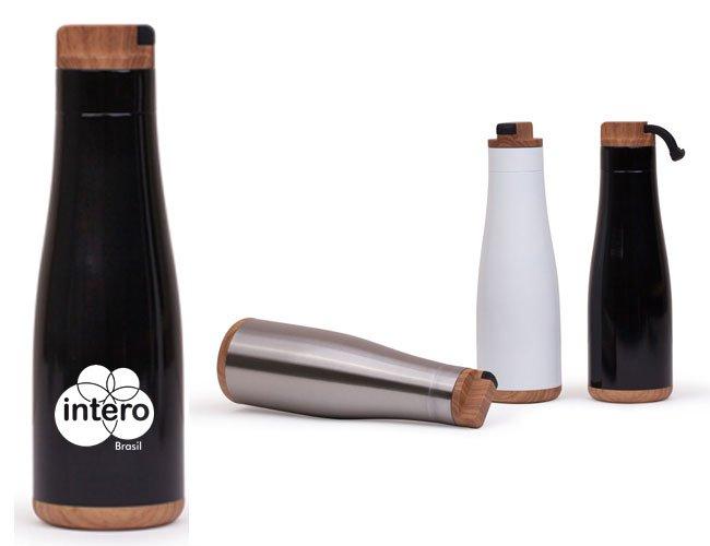 Garrafa Inox 730ml  Personalizada