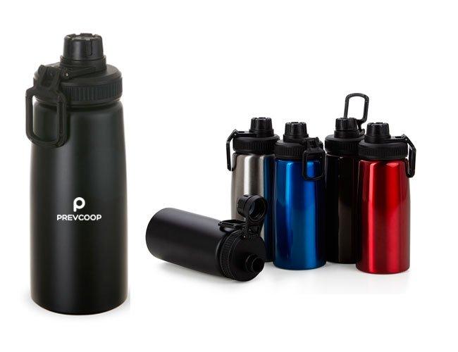 Garrafa / Squeeze 750 ml de Metal Personalizado