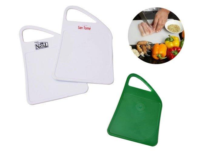 Tábua de carnes e legumes promocional personalizada - tb60