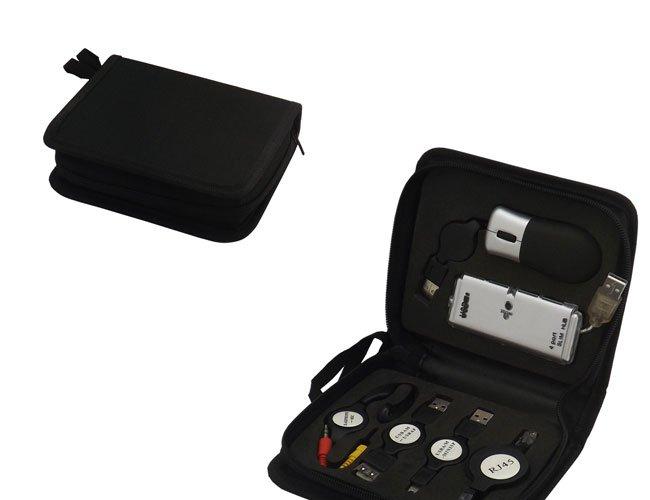 Kit USB portátil com 6 peças Personalizado